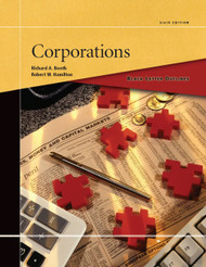 BLACK LETTER OUTLINE ON CORPORATIONS (6TH, 2014) 9780314283245