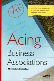 CHASALOW'S ACING BUSINESS ASSOCIATIONS