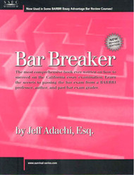 ADACHI'S BAR BREAKER 2013 (NOW AN OLD EDITION)