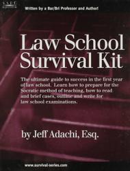 ADACHI'S LAW SCHOOL SURVIVAL KIT
