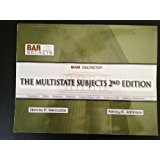 BAR SECRETS: THE MULTISTATE SUBJECTS 9781933089294