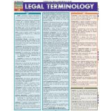BARCHARTS: LEGAL TERMINOLOGY