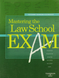DARROW-KLEINHAUS MASTERING THE LAW SCHOOL EXAM (2006) 9780314162816