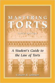 JOHNSON'S MASTERING TORTS (5TH, 2013) 9781611631722