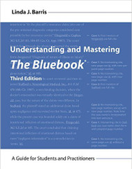 BARRIS' UNDERSTANDING AND MASTERING THE BLUEBOOK (3RD, 2015) 9781611637748