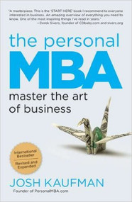 KAUFMAN'S THE PERSONAL MBA: MASTER THE ART OF BUSINESS (2012)  9781591845577