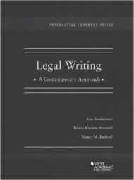 LEGAL WRITING, A CONTEMPORARY APPROCH
