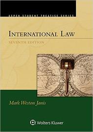 JANIS'S INTERNATIONAL LAW (7TH, 2016) 9781454869504