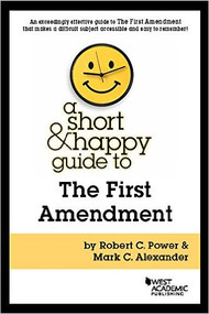 POWER'S A SHORT AND HAPPY GUIDE TO FIRST AMENDMENT