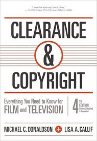 DONALDSON'S CLEARANCE & COPYRIGHT (4TH, 2014) 9781935247128