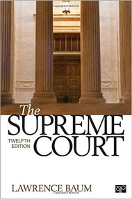 BAUM'S THE SUPREME COURT (12TH, 2015) 9781483376110