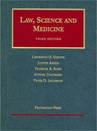 GOSTIN'S LAW, SCIENCE AND MEDICINE (3RD, 2005) [OUT OF PRINT] 9781587785177