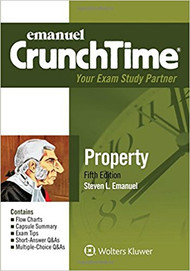 CRUNCHTIME: PROPERTY (5TH, 2017) (9781454870227)