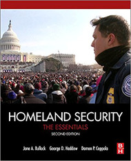 BULLOCK'S HOMELAND SECURITY: THE ESSENTIALS (2ND, 2017) 9780128044650