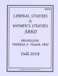 YUGAR'S LIBERAL STUDIES & WOMEN'S STUDIES 3860 (FALL 2018)