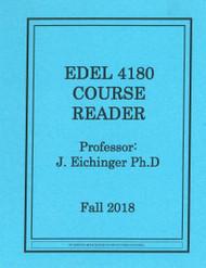EICHINGER'S EDEL 4180 (FALL 2018)