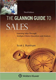 THE GLANNON GUIDE TO SALES (3RD, 2018) 9781454850076