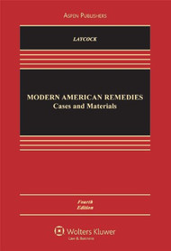 This classroom-tested casebook provides a thorough and accessible examination of the overarching policy themes and principles behind remedies law. Modern American Remedies: Cases and Materials, Fourth Edition, doesn't hide the ball – students are given the information they need to participate in classroom discussions that will broaden their understanding.