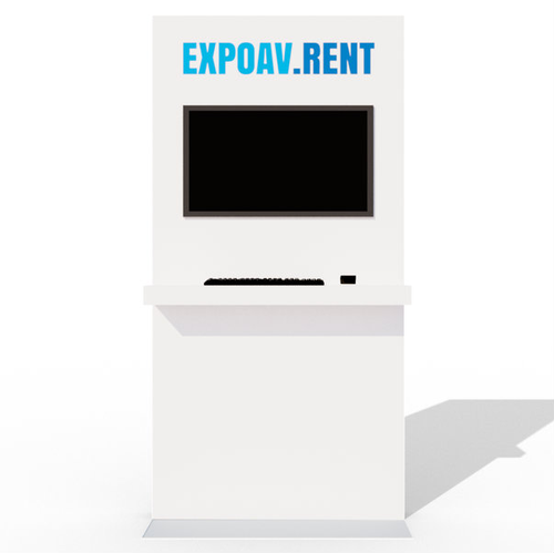 Hire Branded Computer PC Totem with Keyboard and Mouse