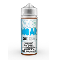Cafe Cream Eliquid - 120 mL, from Vape Moar