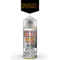Georgia Striker eLiquid - 120mL  (with built in Dropper Tip)