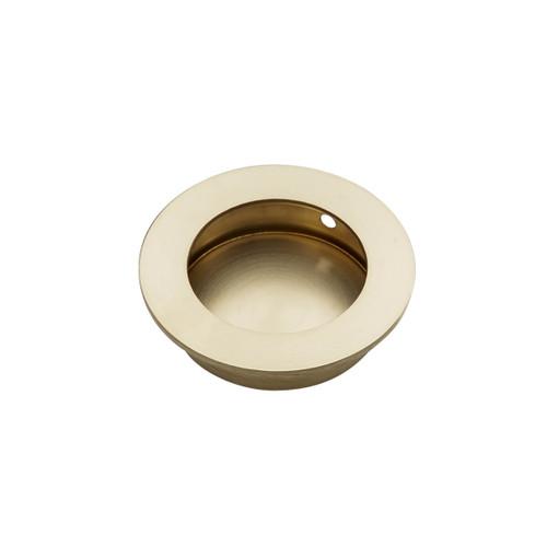 brass flush handle 50mm side