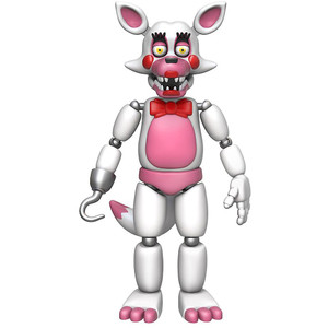 Funtime Foxy: Funko x Five Nights at Freddy's Action Figure