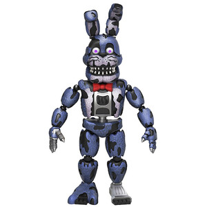 Nightmare Bonnie: Funko x Five Nights at Freddy's Action Figure