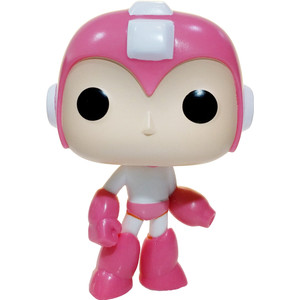 Mega Man  - Quick Bloomerang (GameStop Exclusive): Funko POP! Games x Mega Man Vinyl Figure