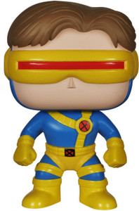 Cyclops: Funko POP! x Marvel Universe X-Men Bobble-Head Vinyl Figure