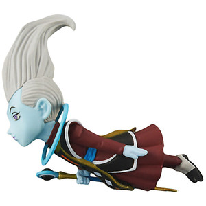 Whis: DragonBall Super x Banpresto WCF ~Anime 30th Anniversary~  Mini Statue Figurine Vol.5 (37045D)