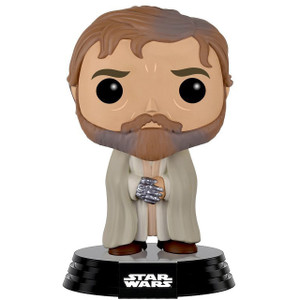 Luke Skywalker: Funko POP! x Star Wars Vinyl Figure