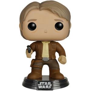 Han Solo: Funko POP! x Star Wars Vinyl Figure