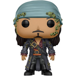 Ghost of Will Turner: Funko POP! Disney x Pirates of the Caribbean - Dead Men Tell No Tales Vinyl Figure