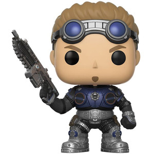 Damon Baird [Armored]: Funko POP! Games x Gears of War Vinyl Figure
