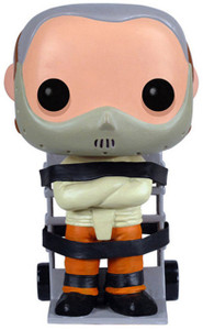 Hannibal Lecter: Funko POP! Horror Movies x The Silence of the Lambs Vinyl Figure