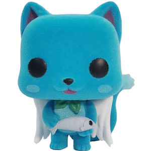 Happy (f.y.e Exclusive): Funko POP! Animation x Fairy Tail Vinyl Figure