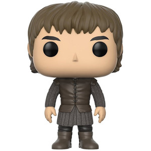 Bran Stark: Funko POP! x Game of Thrones Vinyl Figure [#052]