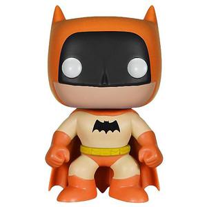 Batman [Orange] (EE Exclusive): Funko POP! Heroes x Batman Vinyl Figure [#001]
