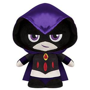Raven: Funko Hero Plushies x Teen Titans Go! Plush