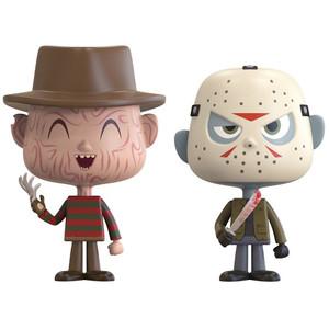 Freddy Krueger & Jason Voorhees: Funko Vynl. x Horror Movies Vinyl Figure Set