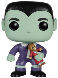 Eddie Munster: Funko POP! x The Munsters Vinyl Figure