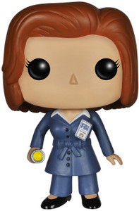 Dana Scully: Funko POP! x X-Files Vinyl Figure