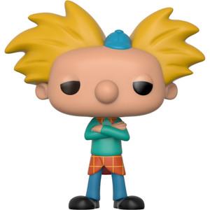 Arnold Shortman: Funko POP! Animation x Nickelodeon Hey Arnold Vinyl Figure [#324]