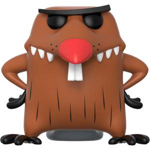 Dagget: Funko POP! Animation x Nickelodeon The Angry Beavers Vinyl Figure [#323]