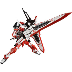 MBF-02VV Gundam Astray Turn Red: Master Grade Gundam SEED VS Astray 1/100 Model Kit (MG)