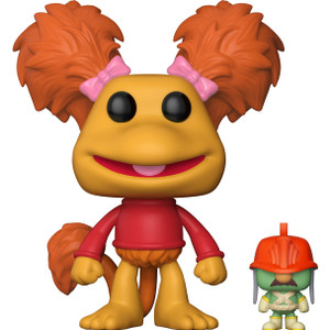 Red w/ Doozer: Funko POP! TV x Fraggle Rock Vinyl Figure [#519]