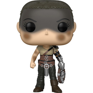 Imperator Furiosa: Funko POP! Movies x Mad Max - Fury Road Vinyl Figure [#507]