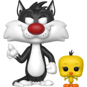 Sylvester & Tweety: Funko POP! Animation x Looney Tunes Vinyl Figure [#309]