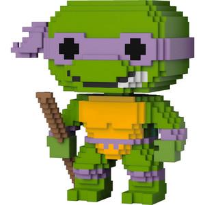 Donatello: Funko POP! 8-bit x Teenage Mutant Ninja Turtles Vinyl Figure [#005]